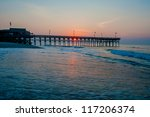 myrtle beach - stock photo