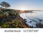 Sunrise Over Laguna Beach Take...