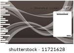 high quality template abstract... | Shutterstock .eps vector #11721628