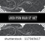 eps10 vector abstract vintage...   Shutterstock .eps vector #117365617