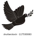Illustration   Black Silhouett...