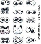 Cartoon Eyes Collection