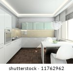 modern design interior of... | Shutterstock . vector #11762962