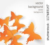 vector background with... | Shutterstock .eps vector #117685147