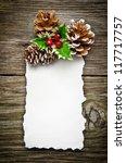 Christmas Greeting Card On...
