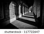 Shadows And Columns In...