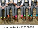 Funny Colorful Socks Of...
