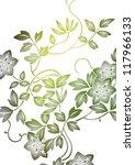 graphic pattern | Shutterstock . vector #117966133