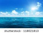 Perfect Sky Water Ocean - Fine Art prints