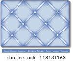 ribbon bulletin board. display... | Shutterstock . vector #118131163
