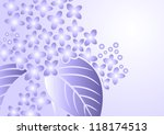 graphic pattern | Shutterstock . vector #118174513