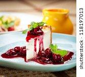 Dessert   Cheesecake With...