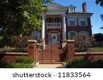 a historical mansion in denver... | Shutterstock . vector #11833564