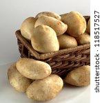 potatoes | Shutterstock . vector #118517527