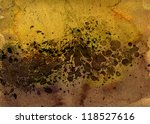 Grunge abstract background with texture effects - stock photo