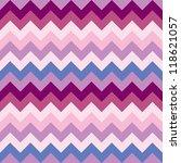 seamless chevron pattern ... | Shutterstock .eps vector #118621057
