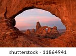 turret arch | Shutterstock . vector #11864941