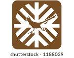 brown sq long term visitors... | Shutterstock . vector #1188029