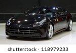 istanbul   november 03  ferrari ...   Shutterstock . vector #118979233