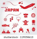 Cute Japan Travel Set