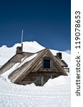 Silcox Hut On Mount Hood ...