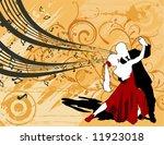 dance vector composition