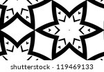abstract pattern. flowers. hand ... | Shutterstock .eps vector #119469133