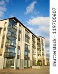 new apartment house | Shutterstock . vector #119700607