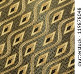 seamless  textile pattern - stock photo