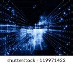 virtual construction series. ... | Shutterstock . vector #119971423