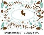 christmas graphic set for...   Shutterstock .eps vector #120095497