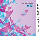 abstract background   vector... | Shutterstock .eps vector #120127573