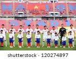 bangkok thailand novenber 27... | Shutterstock . vector #120274897
