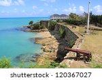 British Fort James Was Built T...