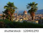 cathedral santa maria del fiore ... | Shutterstock . vector #120401293
