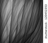 abstract wavy lines. | Shutterstock . vector #120452353