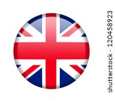 the british flag in the form of ... | Shutterstock . vector #120458923