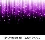 Christmas Background Purple