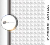 geometric pattern. vector... | Shutterstock .eps vector #120611227
