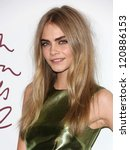 Cara Delevingne arriving for The British Fashion Awards 2012 held at The Savoy, London. 27/11/2012 Picture by: Henry Harris - stock photo