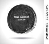 grunge background. watercolor... | Shutterstock .eps vector #121294393
