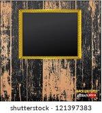frame for picture vector | Shutterstock .eps vector #121397383