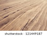 wood texture  wooden plank... | Shutterstock . vector #121449187