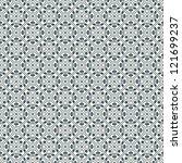 vector seamless pattern | Shutterstock .eps vector #121699237