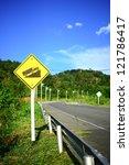 Steep Grade Hill Traffic Sign...