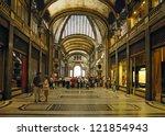 Постер, плакат: Historical shopping Galleria San
