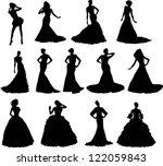 vector illustration set of... | Shutterstock .eps vector #122059843
