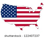 United States Vector Map With...