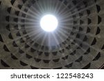 Interior View Of The Dome Of...