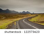 road to where in iceland